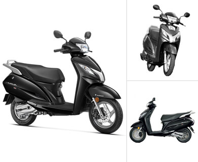 Honda Activa 125 Price In India Activa 125 Mileage Images