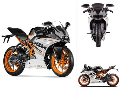 ktm rc 390 price in india rc 390 mileage images specifications. Black Bedroom Furniture Sets. Home Design Ideas
