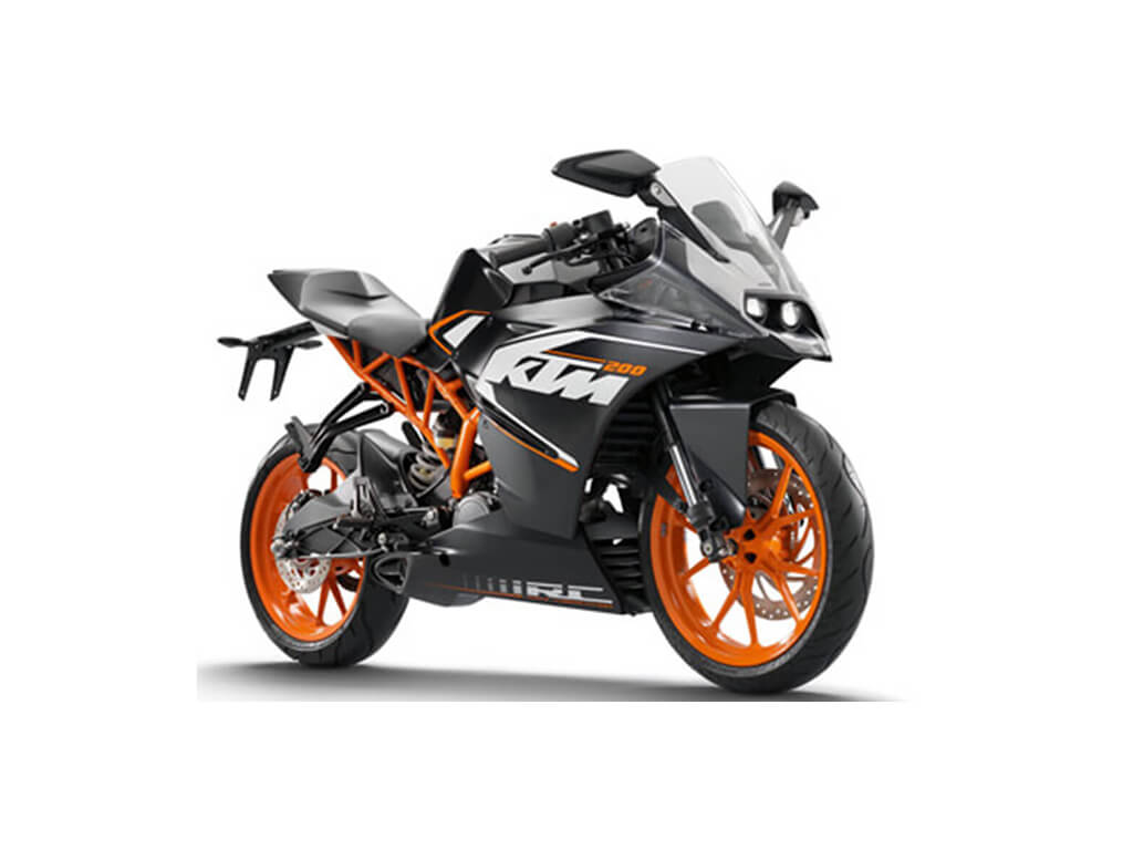 KTM RC 200 Standard Price in India, Specifications and Features RC ...