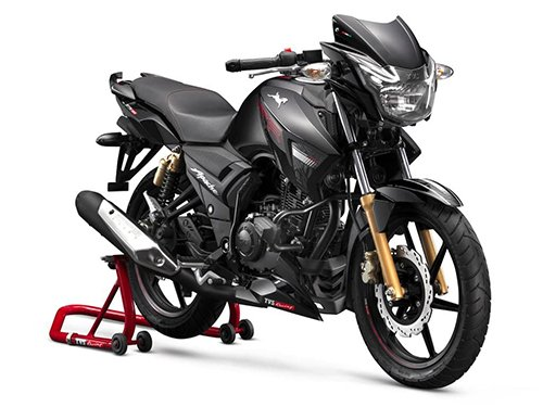Tvs Apache 160 Single Disc Price In India Specifications And