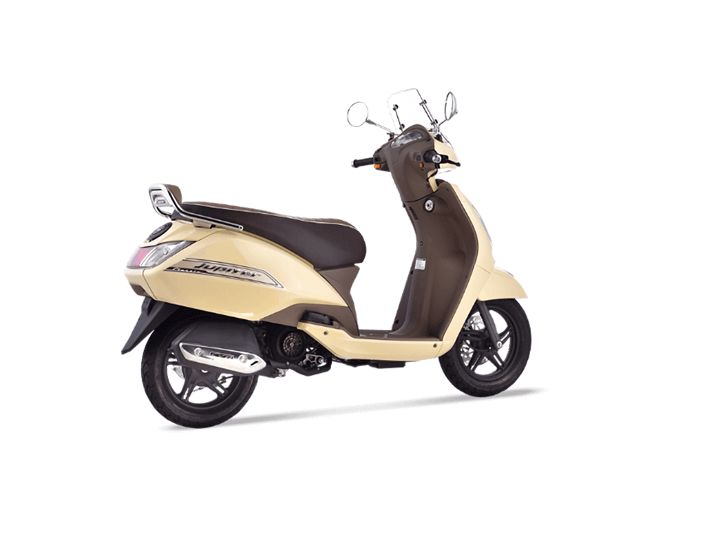 Bank Of The West Auto Loan >> TVS Jupiter Classic Edition Price in India, Specifications ...