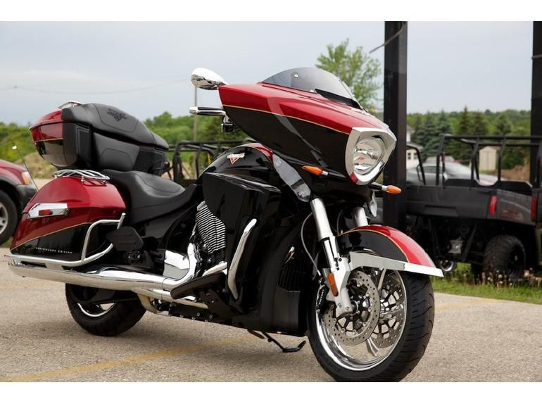 Victory MotorCycles 15th Anniversary Cross Country Tour Limited Edition