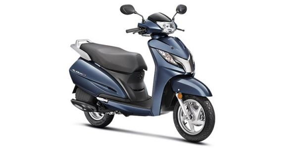Honda Activa 125 Deluxe Price in India, Specifications and Features Activa 125 Deluxe ...