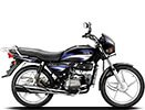 Hero Splendor + Kick Start Drum Brake Alloy Wheel