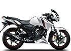 TVS Apache RTR 160 BS6 ABS Rear Disc