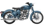 Royal Enfield Classic Squadron Blue Standard