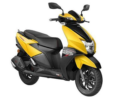 TVS Ntorq 125 Price in India, Ntorq 125 Mileage, Images ...