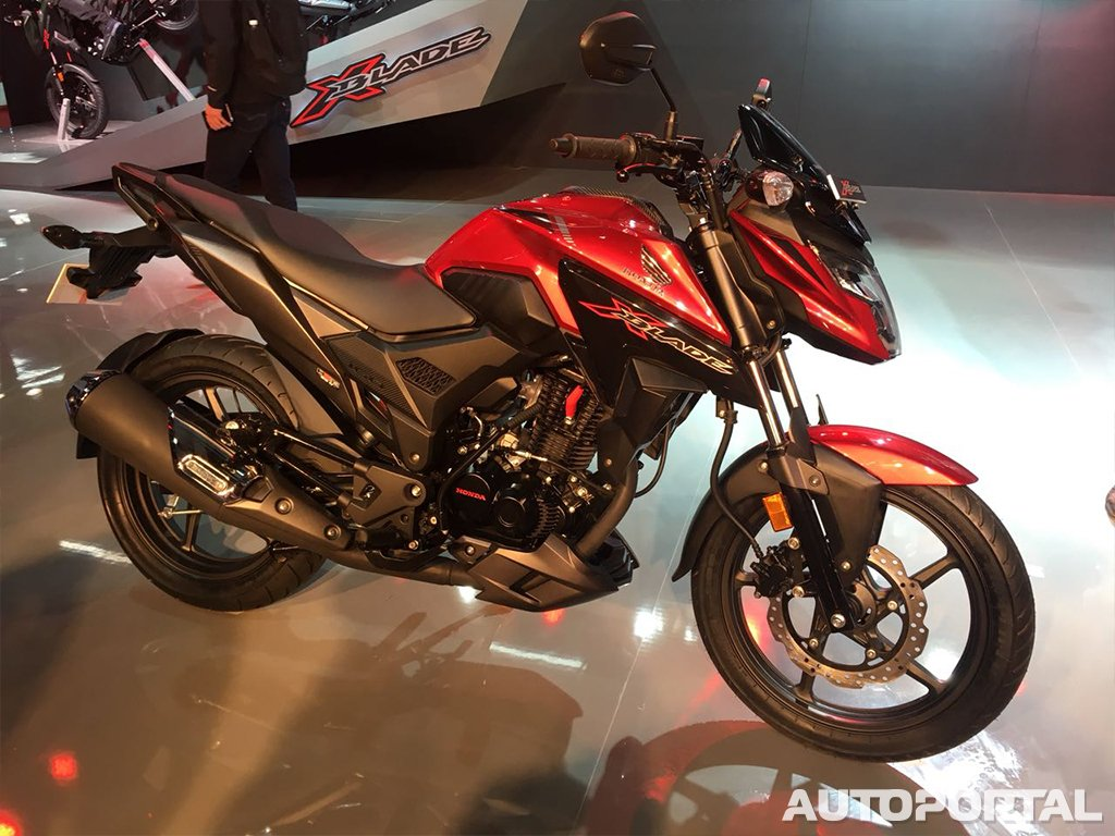 Honda Xblade On Road Price In Thane Maharashtra Autoportal Com