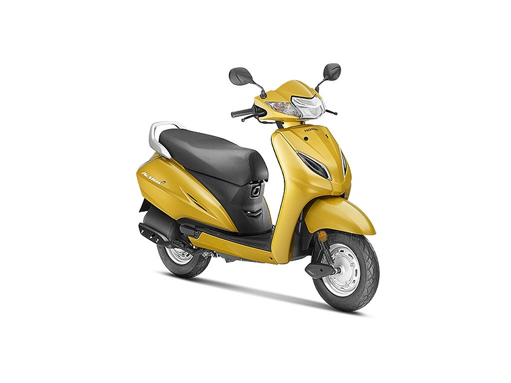 Honda Activa 5G STD Features in India | AutoPortal.com