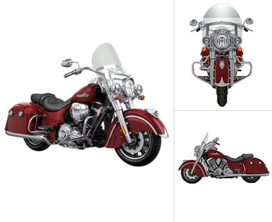 Indian Motorcycle Springfield