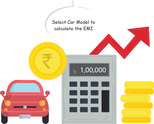 Car Payment On 30000 >> Car Loan Emi Calculator In India Downpayment For Cars Down