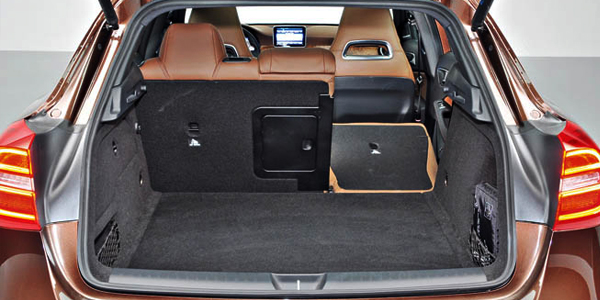 Mercedes-Benz GLA-Class Boot Space Capacity Liters | AutoPortal.com