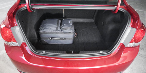 Chevy Spark Price >> Chevrolet Cruze Boot Space Capacity Liters | AutoPortal.com