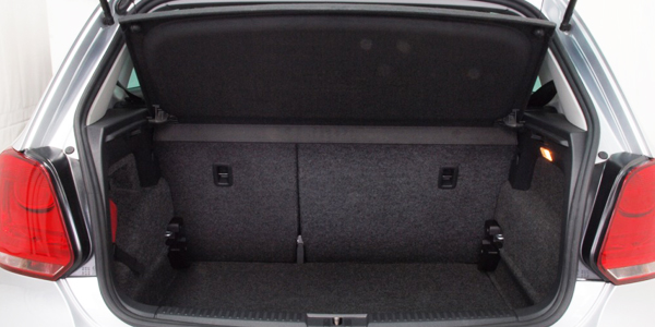 Volkswagen Polo Boot Space Capacity Liters Autoportal Com