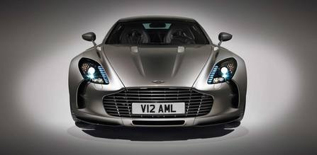 Aston Martin One 77 Overview
