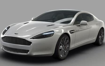 Aston Martin Rapide Overview