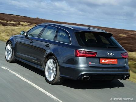 Audi RS6 Overview