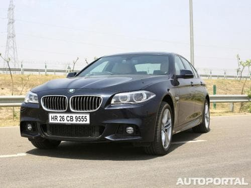 BMW 5-Series 530d M Sport (Diesel) Price, Features, Specifications