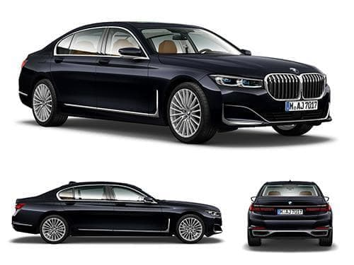 7 Series Bmw Car Price In India 2020