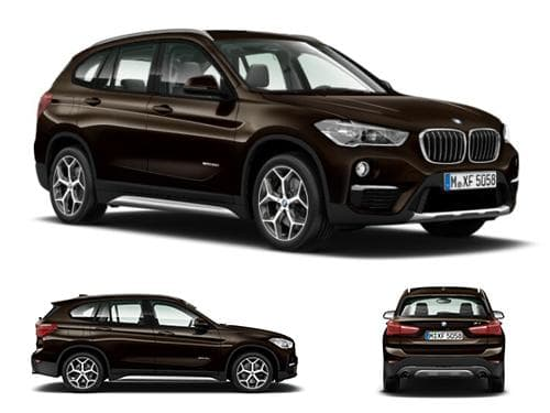 Bmw X1 2020 India On Road Price