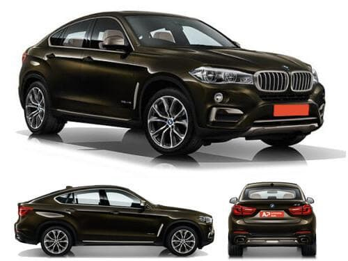 Bmw X6 Price In India Images Specs Mileage Autoportal Com