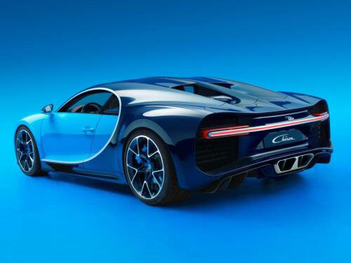 Bugatti Chiron Images- Chiron Interior & Exterior Photos & Gallery
