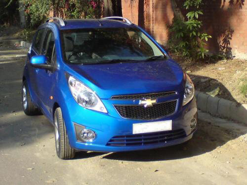 Chevrolet Beat Price in India, Images, Specs, Mileage