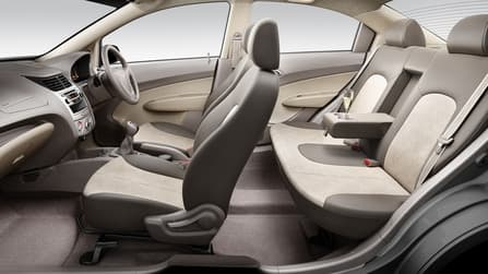 Chevrolet Sail Interior - Photo