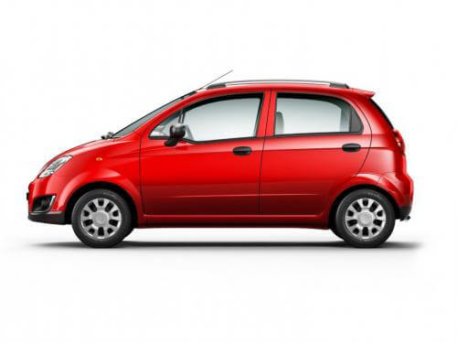 Chevrolet Spark Price in India, Images, Specs, Mileage