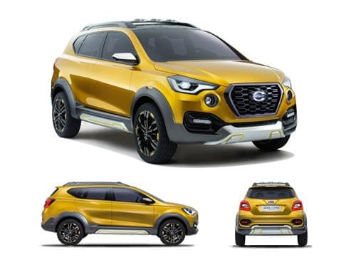 Datsun Go-Cross Price, Launch Date In India, Review
