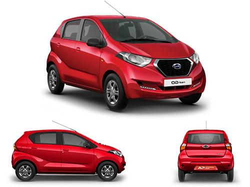 Datsun redi-GO 1.0 S (Petrol) Price in India, Images ...