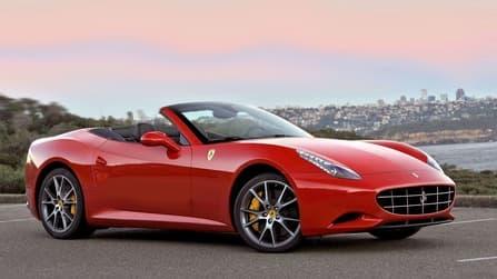 Ferrari California T Overview