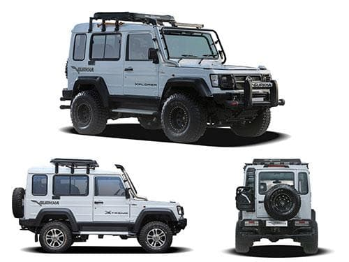 Air Mileage Calculator >> Force Gurkha Price in India, Images, Specs, Mileage, jeep, gorkha, image | AutoPortal.com