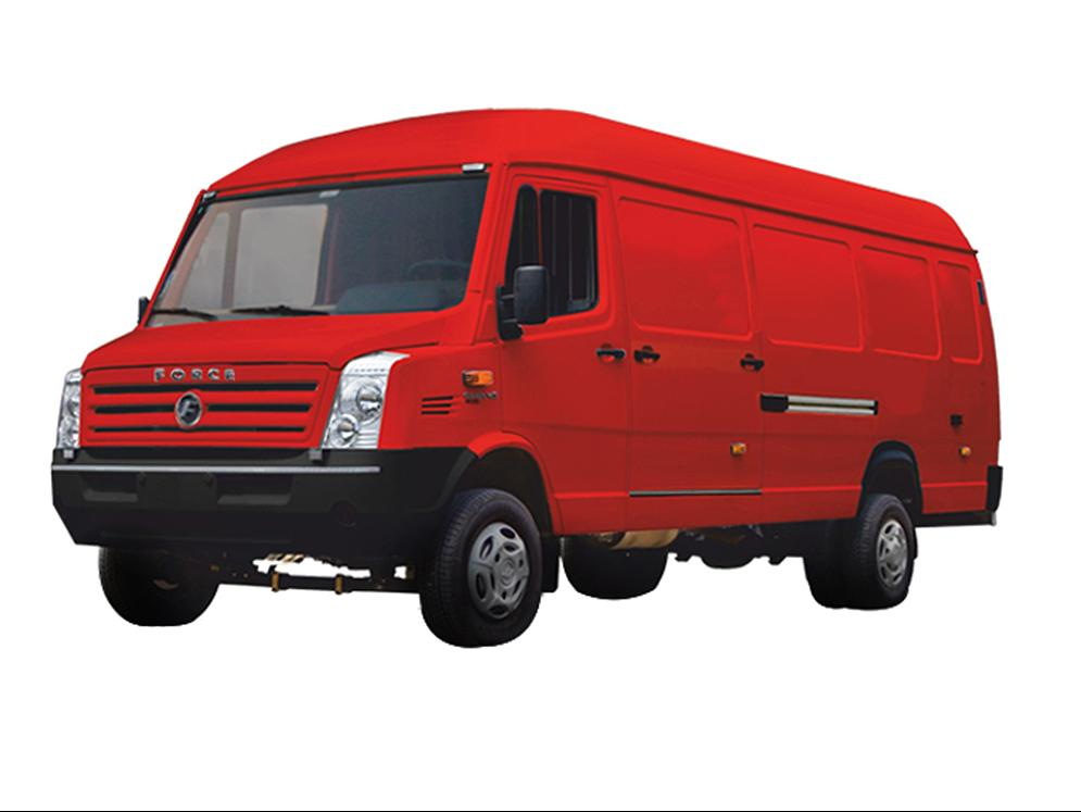 force traveller delivery van wider price in india photos specifications features. Black Bedroom Furniture Sets. Home Design Ideas