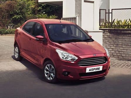 Ford Aspire Overview