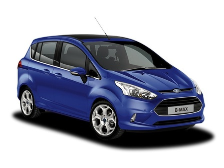 Ford B Max Overview