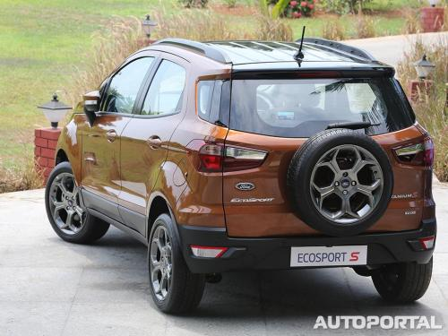 Ford Ecosport Price In India Avail October Offers Reviews
