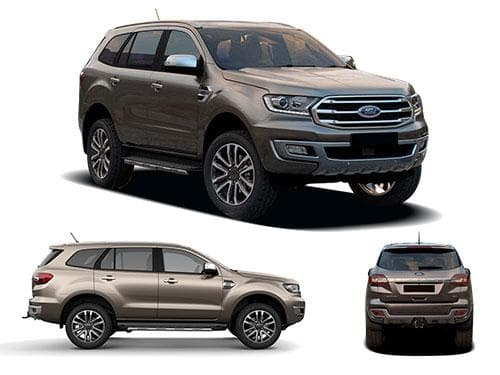 2019 Ford Endeavour Facelift Price, Launch Date in India