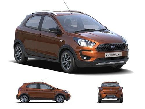 Ford Freestyle Price In India Images Specs Mileage Autoportal Com