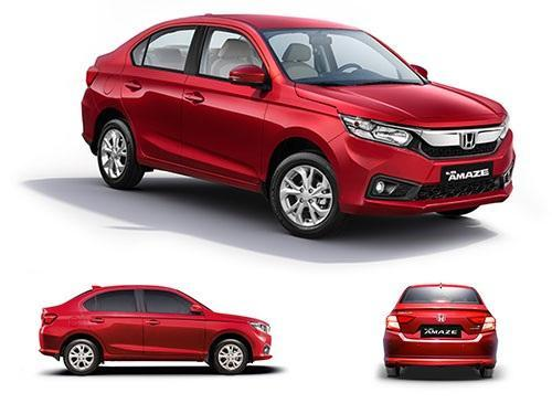 Honda Amaze Price In India Avail January Offers Reviews Images