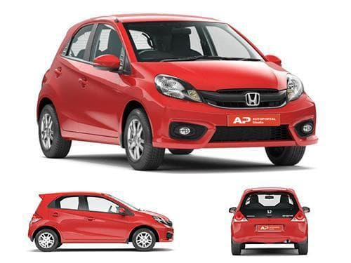 Honda Brio Vx At Petrol Price In India Images Mileage