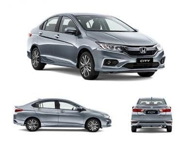 Honda City Has A Fuel Tank Capacity Of  Liters