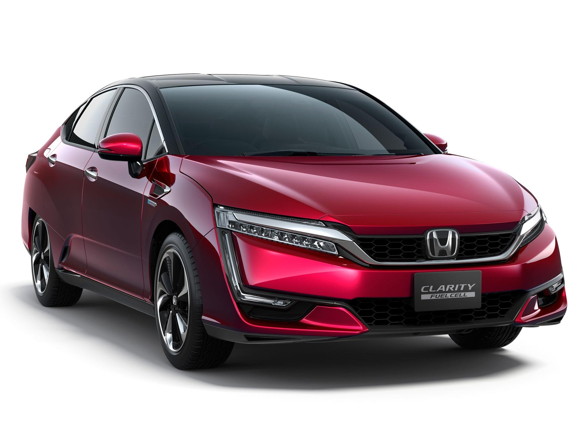 Honda Clarity Fuel Cell Price Launch Date In India Images Interior Autoportal