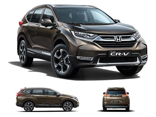 Honda Cr V Price In India Images Specs Mileage Autoportal Com