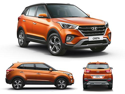 Hyundai Creta Price In India Avail January Offers Reviews Images