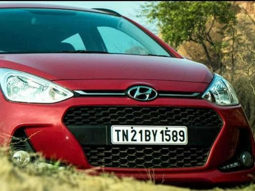 Hyundai Grand i10 - Price in India(Avail September Offers