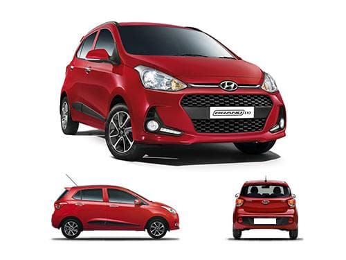 Hyundai Grand I10 1 2 Crdi Sportz Diesel Price In India