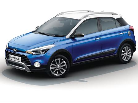 Hyundai i20 Active Overview