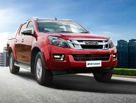 Isuzu Dmax V-Cross What do we think about
