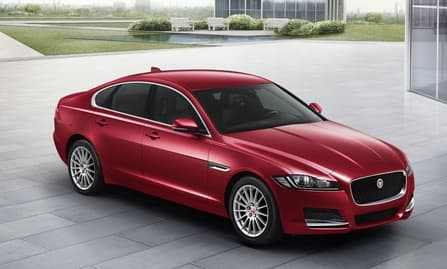 High Quality Jaguar XF Overview